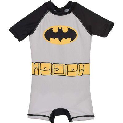 Batman UV-Dragt, Grå 6 år - Børnetøj - Batman