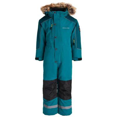 Nordbjørn Arctic Flyverdragt, Petrol Green 100 - Børnetøj - Nordbjørn