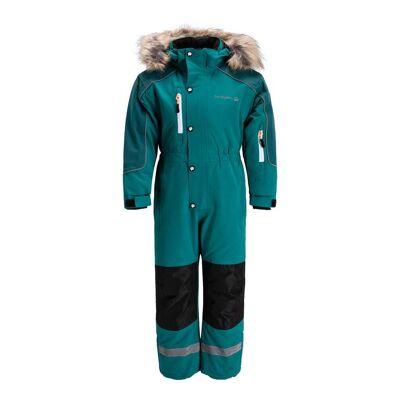 Nordbjørn Arctic Flyverdragt, Petrol Green 80 - Børnetøj - Nordbjørn