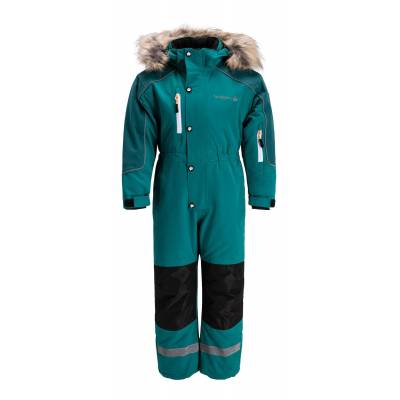 Nordbjørn Arctic Flyverdragt, Petrol Green 90 - Børnetøj - Nordbjørn