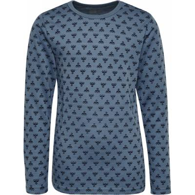 Hummel Bambo T-Shirt, Blue Heaven 104 - Børnetøj - Hummel
