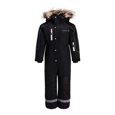 Nordbjørn Arctic Flyverdragt, Black 80 - Børnetøj - Nordbjørn