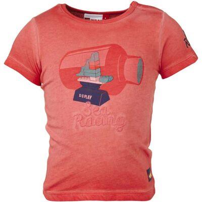 Lego Wear T-Shirt Trey 302, Red - Børnetøj - Lego