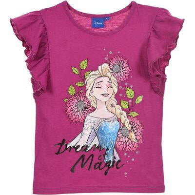 Disney Frozen T-Shirt, Lilla 8 år - Børnetøj - Disney