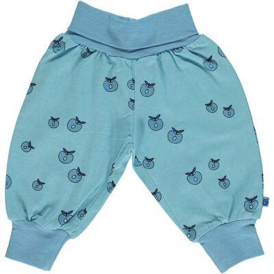 Småfolk Bukser Æble, Air Blue 86 - Børnetøj - Småfolk