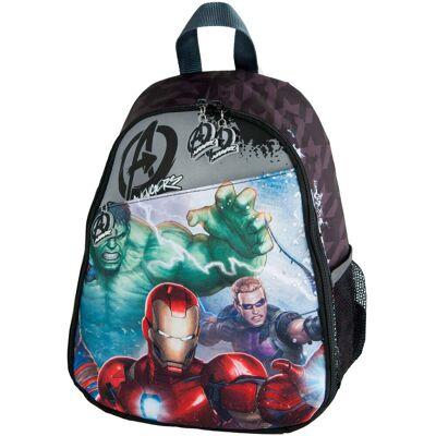 Marvel Avengers Disney Avengers Rygsæk, Sort - Børnetøj - Marvel Avengers