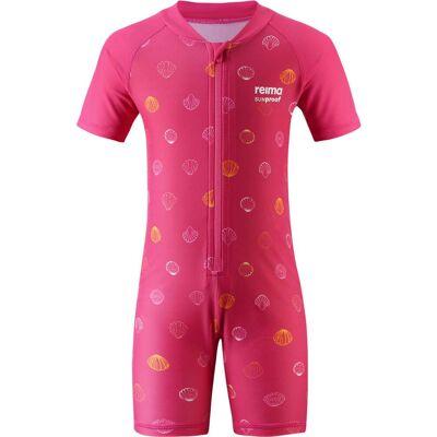 Reima Odessa UV-Dragt, Candy Pink 62 - Børnetøj - Reima