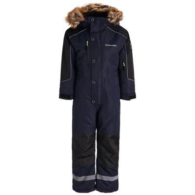 Nordbjørn Arctic Flyverdragt, Navy 100 - Børnetøj - Nordbjørn