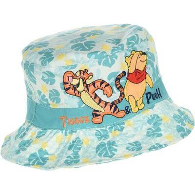 Disney Peter Plys Hat, Turkis Stl 50 - Børnetøj - Disney