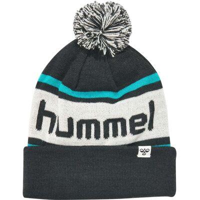 Hummel Town Hue, Black/Lake Blue 46/48 - Børnetøj - Hummel