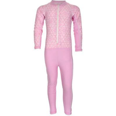 Lindberg Laguna UV-dragt, Pink 98-104 - Børnetøj - Lindberg