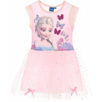 Disney Frozen Kjole, Lyserød 8 år - Børnetøj - Disney