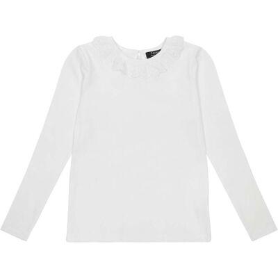 Jocko T-Shirt, Creme 104-110 - Børnetøj - Jocko