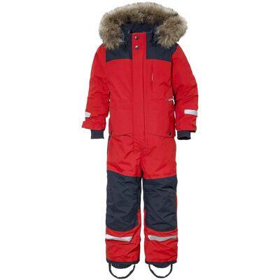 Didriksons Björnen Flyverdragt, Chili Red 110 - Børnetøj - Didriksons