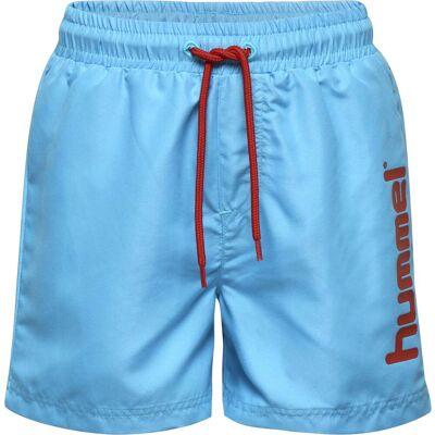 Hummel Bay Badbyxa, Gråblå 110 - Børnetøj - Hummel