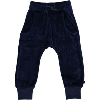 Småfolk Bukser, Medieval Blue 4–5 år - Børnetøj - Småfolk
