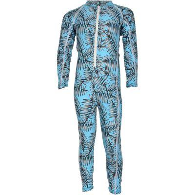 Lindberg Laguna UV-dragt, Turquoise 110-116 - Børnetøj - Lindberg