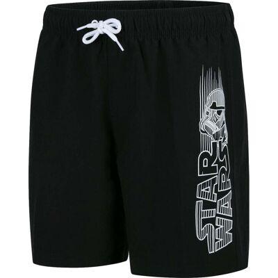 Speedo Star Wars Watershorts 15 Junior Badeshorts XL - Børnetøj - Speedo