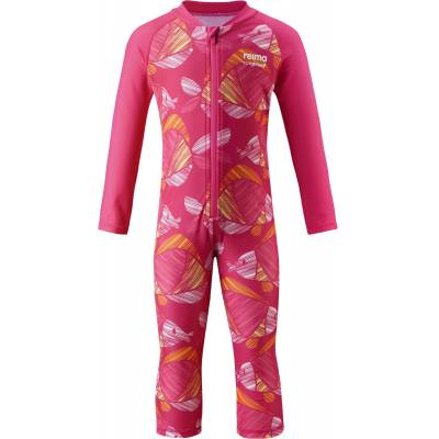 Reima Maracuya UV-Dragt, Candy Pink 56 - Børnetøj - Reima