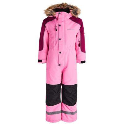 Nordbjørn Arctic Flyverdragt, Pink 120 - Børnetøj - Nordbjørn
