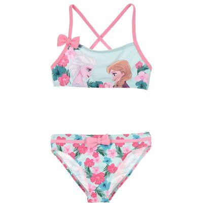 Disney Frozen Bikini, Blå 8 år - Børnetøj - Disney