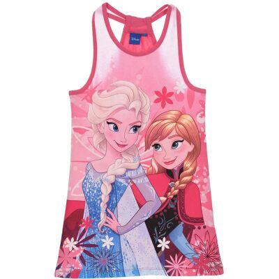 Disney Frozen Kjole, Rosa 6 år - Børnetøj - Disney