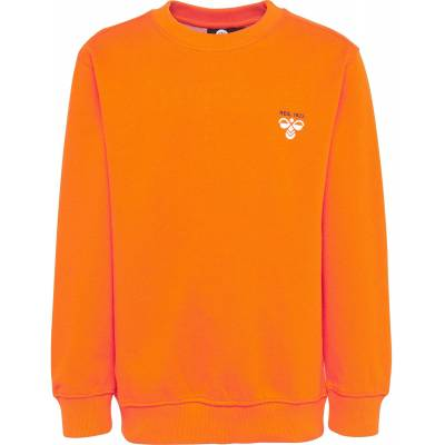 Hummel Howie Sweatshirt, Exuberance 110 - Børnetøj - Hummel