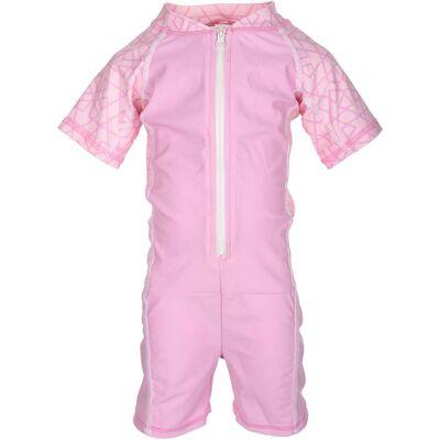 Lindberg Siesta UV-dragt, Pink 122-128 - Børnetøj - Lindberg