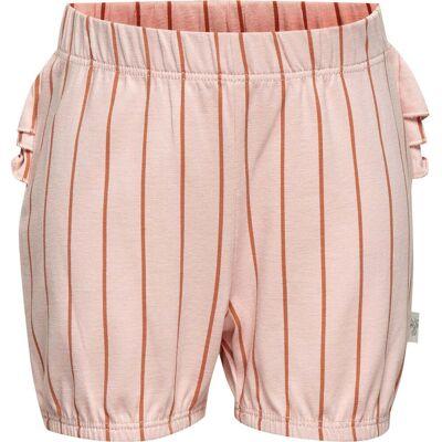 Hummel Frannie Shorts, Strawberry Cream 80 - Børnetøj - Hummel