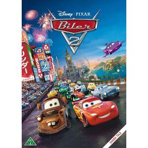 Pixar Disney Pixar Biler 2 DVD
