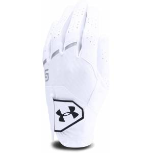 Under Armour Youth Coolswitch Golfhandske Højre, White M