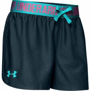 Under Armour Play Up Shorts, Tandem Teal L