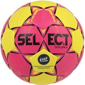 Select HB Solera Håndbold Senior, Gul/Rosa