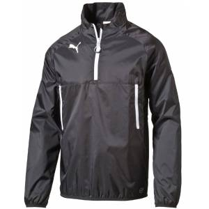 Puma Team Windbreaker Jakke, Sort 116