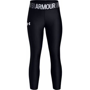 Under Armour Ankle Crop Tights, Black L