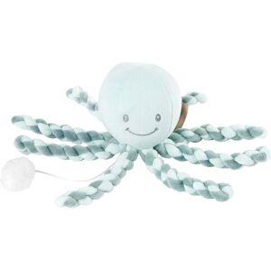 Nattou Lapidou Spillende Blæksprutte, Mint/Grøn
