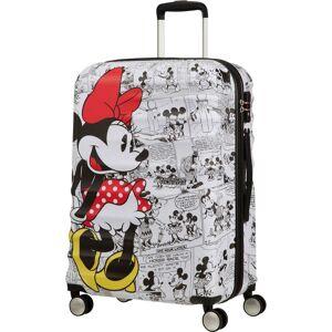 American Tourister Disney Minnie Mouse Kuffert Hvid, 64L