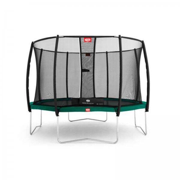Berg trampolin Favorit inkl. sikkerhedsnet Deluxe 380 cm