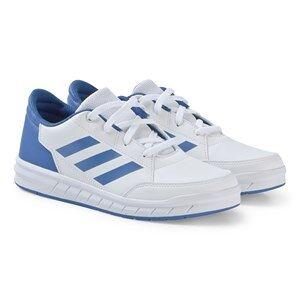 adidas Performance AltaSport Junior Sneakers Hvide/Blå 36 (UK 3.5)
