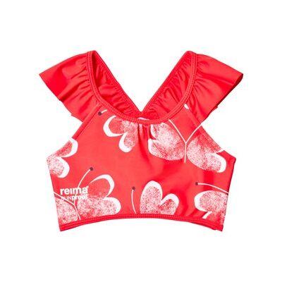 Reima Bright Red Calamari Bikini Top 104 cm (3-4 år) - Børnetøj - Reima