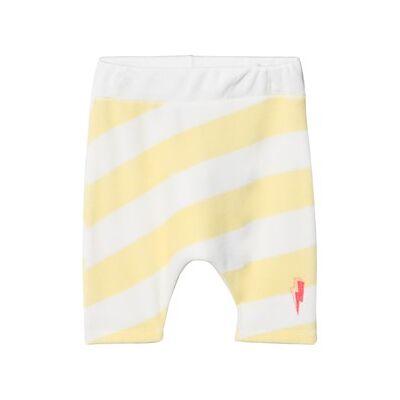 Scamp & Dude Cool Kid Shorts Yellow Sundowners 4-5 years - Børnetøj - Scamp & Dude