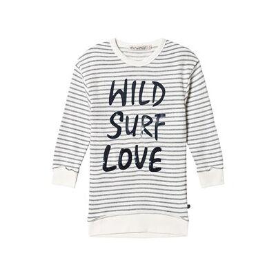 Minymo Katia T-Shirt White 110 cm - Børnetøj - Minymo
