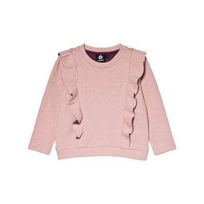 Hummel Belli Sweatshirt Mellow Rose 134 cm (8-9 år) - Børnetøj - Hummel