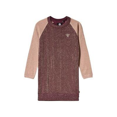Hummel Kristal Dress Mellow Rose 140 cm (9-10 år) - Børnetøj - Hummel