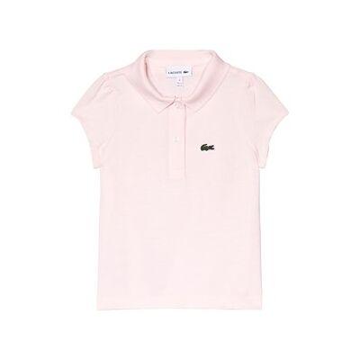 Lacoste Polo Shirt Pink 8 years - Børnetøj - Lacoste