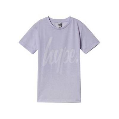 Hype Lilac Speckle Fade T-shirt 13 years - Børnetøj - Hype