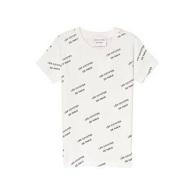 Les Coyotes De Paris Melia T-Shirt Off White 10 år - Børnetøj - Les Coyotes De Paris