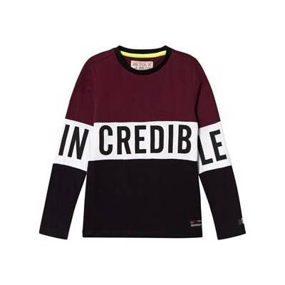 Retour Chandler T-Shirt Bordeaux 6 Years - Børnetøj - Retour