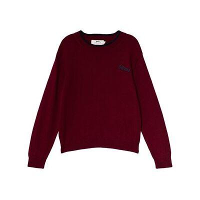 Cyrillus Wine Sweater 3 years - Børnetøj - Cyrillus