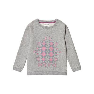 ebbe Kids Grey Melange Barbro Sweater 152 cm (11-12 år) - Børnetøj - ebbe Kids